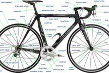 Triathlon and Road bike info / by Natalie Bartell