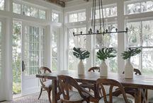 kitchen/living room / by Lisa Breinholt