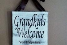 Grand kids / by Tami Buckingham