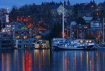 The things I LOVE about Seattle  / by Lind John