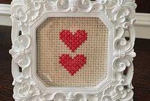 Counted Cross-Stitch / by Cheryl Rathburn