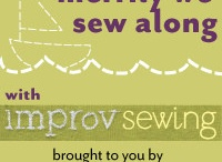 merrily we sew along / i'm a sucker for a quick and easy improv sewing project... if you are too, then merrily we sew along is the sewing event for you! http://imaginegnats.blogspot.com/p/merrily-we-sew-along.html / by Rachael (imagine gnats)