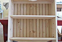 Woodworking / by Monet Bedard