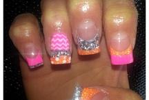 Nails! / by Kandi Snyder