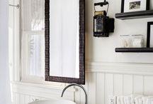Bathroom Ideas / by Kristy Payne-Garcia