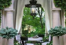 patio / by Ashley Verhagen
