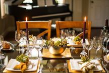 Thanksgiving Decor with Total Wine / Check out these awesome Thanksgiving set ups! Great inspiration to leave your guests this year in awe!   / by Total Wine & More