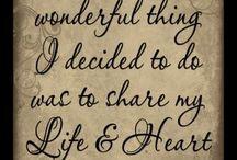 Sayings / by Teresa Edwards