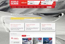 World Snowboard Guide / by World Snowboard Guide
