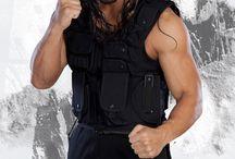 WWE fav wrestlers / by Alexis Gonzalez