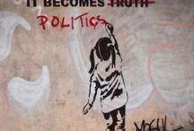 Politics n stuff / I'm so angry I pinned it. / by Carmen C