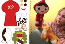 Amigurumi & Stuffed toys / by hersheyler