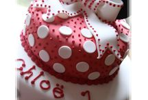 Minnie mouse party / by Evangelina Reyes
