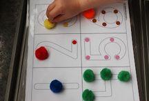 Educational activities for James / by Kaeti McMillan