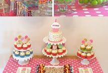 Birthday Parties;*) / by Michelle Lewis