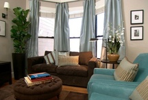 Living Room Ideas And Colors / by Tania Clark