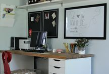 Home office / by Lacy Isaacs