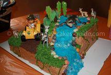 Diego Birthday Party Ideas / by Brenda Sheffield