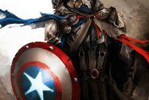 Super Heroes / by Lewis Bynum