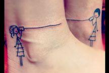 Tattoos / by Ashlee Faloni