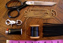 Paracord stuff / by Shawna Collins