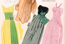 Paper Dolls/1 / by Olive Alfalfa
