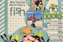 Scrapbooking ideas - aquarium / by Andie Freeman