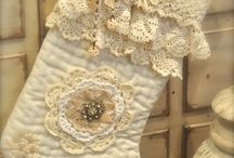 Antique Lace & Ribbons / by Hazel O'Connor