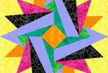 I don't quilt! / Pretty quilts or quilt patterns.  I love to look at good work. / by Tracy Morey