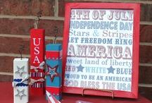 Fourth of July fun / by Heather Deuel
