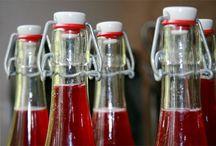 [ Fermented Drinks ] / Recipes for everything kombucha / by Stephanie Moram