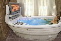Beautiful Bathroom! / by Diane Jones