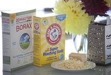 Homemade cleaners / by Eating Richly