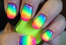 nails / by Rebecca MacKeigan
