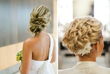Up do's and Hairstyles / by Jenn Busch