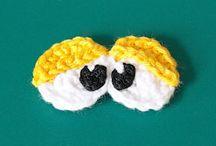 Crochet Misc. / by Marie Zimmy