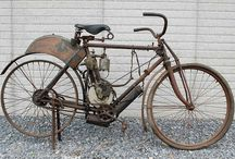 Bicycle & Trikes  / by Donl Weighall