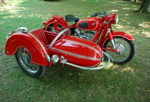 Sidecar (Zijspan/Gespann) / My son always want me to have one / by Sandy Sidharta