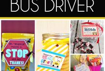 Bus Driver Gifts / by Panda Luv