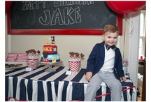 Mickey Mouse Party / by Paisley Petal Events