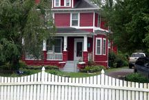 This Old House / I am obsessed with old houses (and some that are new but have that old world vibe)....here are some pics of ones I love. / by Shelly Rouse