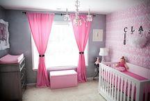 Baby room / by Veron Thomas
