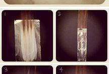 Hair / by Farah Khan