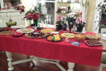Let's Party, Table First / by Ladybug Wreaths, Nancy Alexander