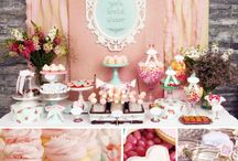 Bridal Shower Tea Party / by Sarah Miller