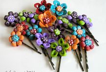 Polymer clay ideas / All polymer clay tutorials and ideas I would like to try. / by Hannah Reimer