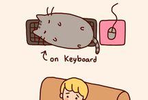 Funny stuff ¿ / by Vasiliki Gad