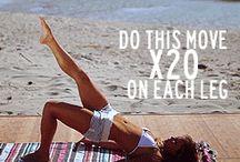 Fitness & Motivation / by Ashley Hooper