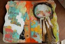 Bright , Colorful Art  (and other stuff) / by Diane Duda