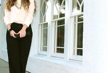 Fashion Blogger Style/Street Style I Love! :) / by Glam Slam!